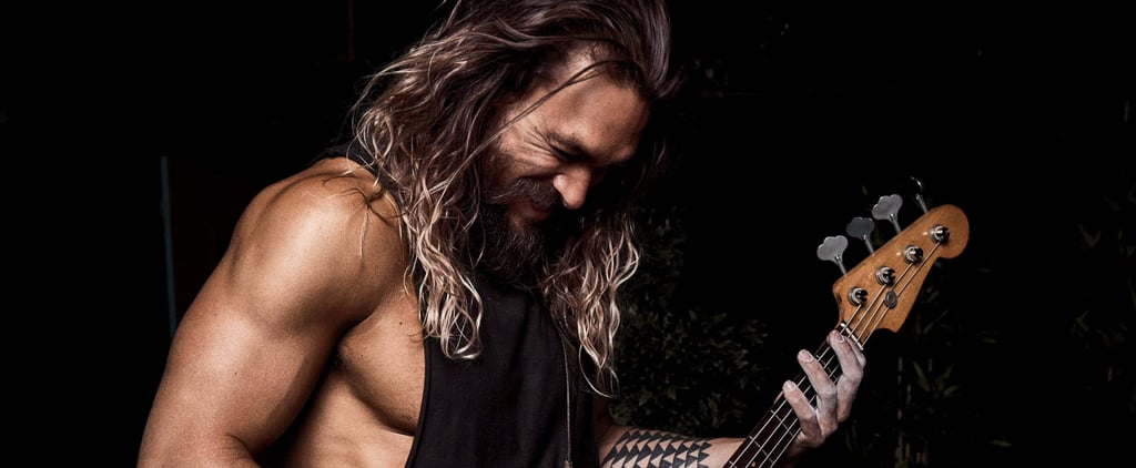 Jason Momoa Talks About Parenting in Men's Health Dec. 2017