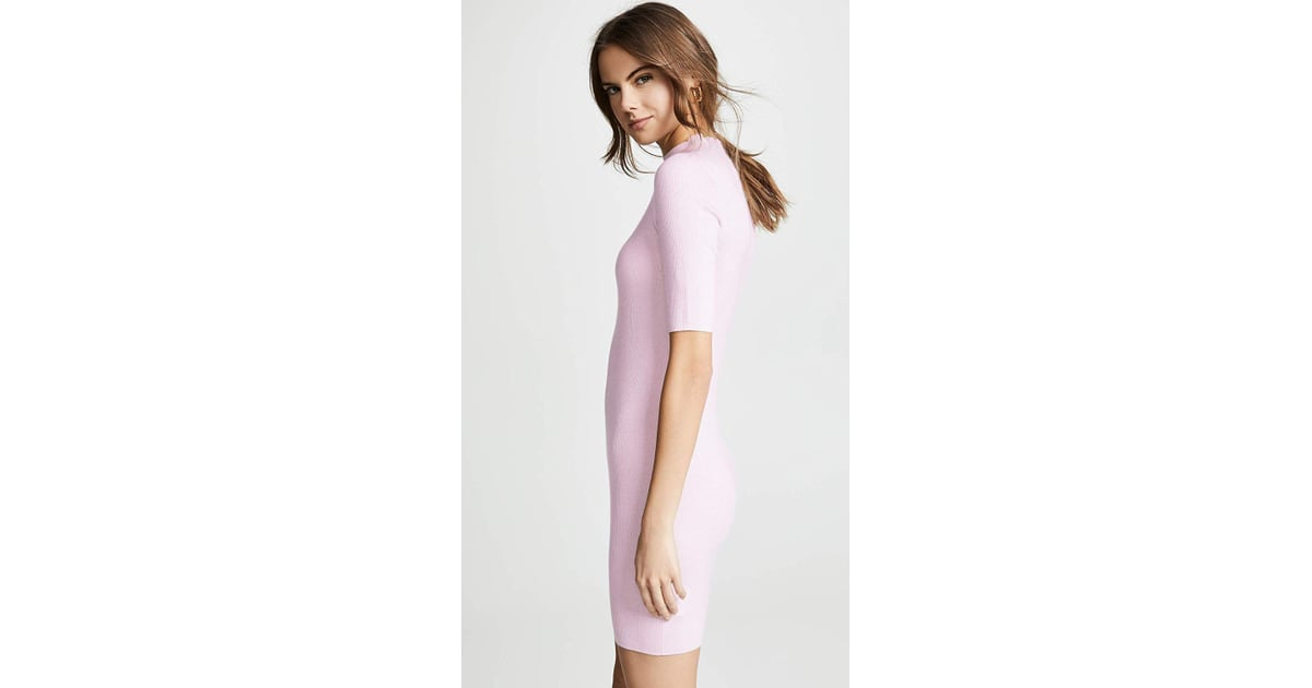 dcbe78a7d4c TSE Cashmere Mini Sweater Dress