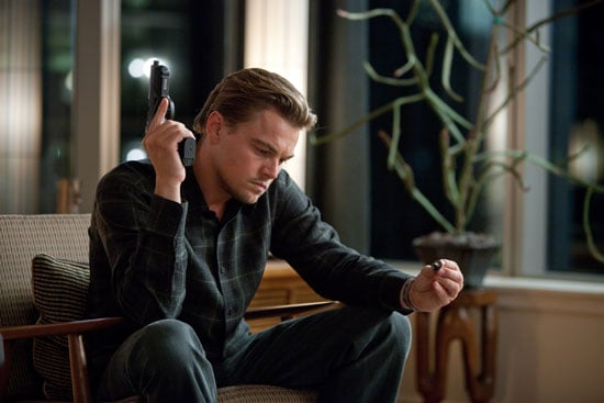 Review for Leonardo DiCaprio in Christopher Nolan's Inception