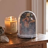 Large Snow Globe Picture Frame
