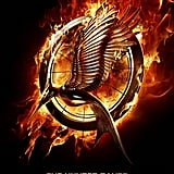 The first official Catching Fire poster features a mockingjay.