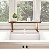 Bamboo Sink Shelf-Countertop Organizer