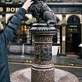 Visit Greyfriars Bobby