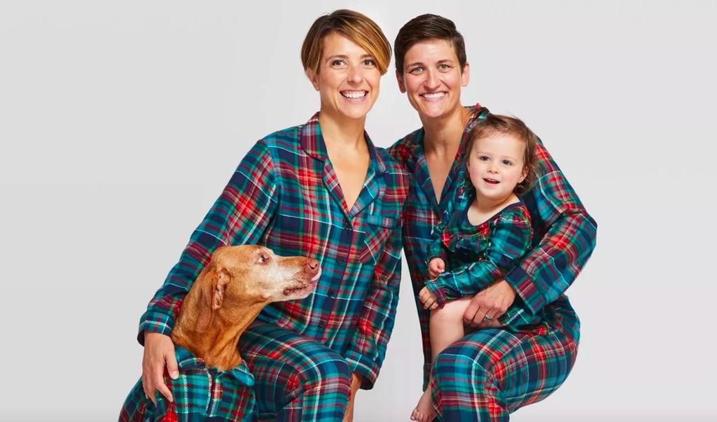 Best Matching Family Pajamas at Target