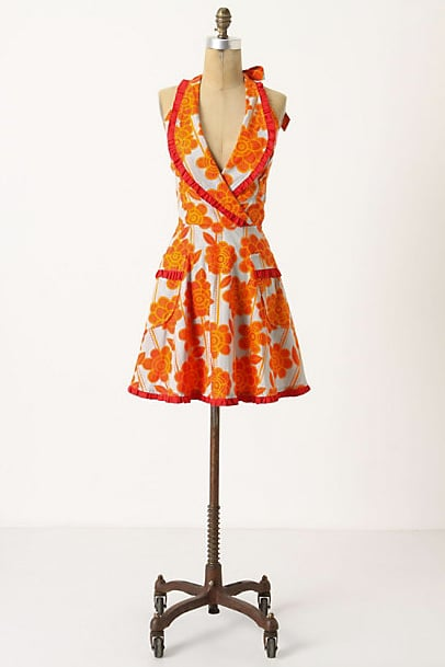 For a Mad Men-Viewing Party: Chinotto Apron