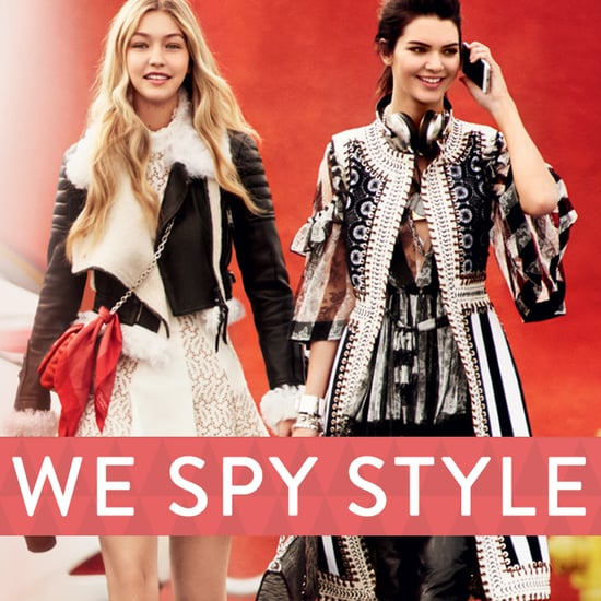Gigi Hadid on We Spy Style