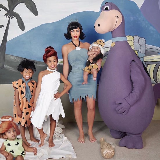 Kim Kardashian's Family Halloween Costume Photos