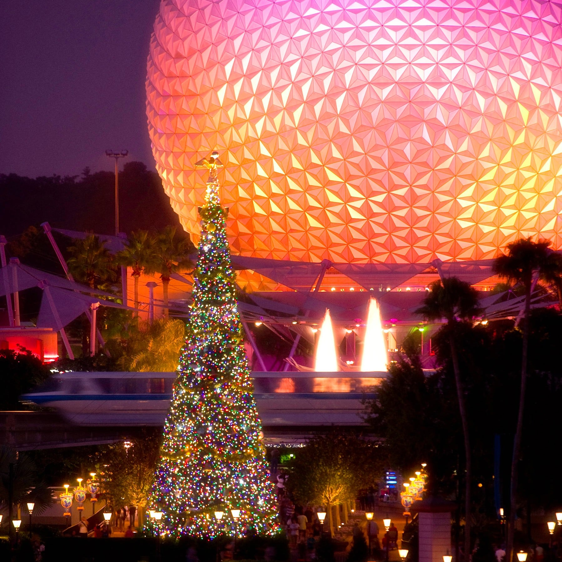 Festival Of Holidays Epcot Food Booths