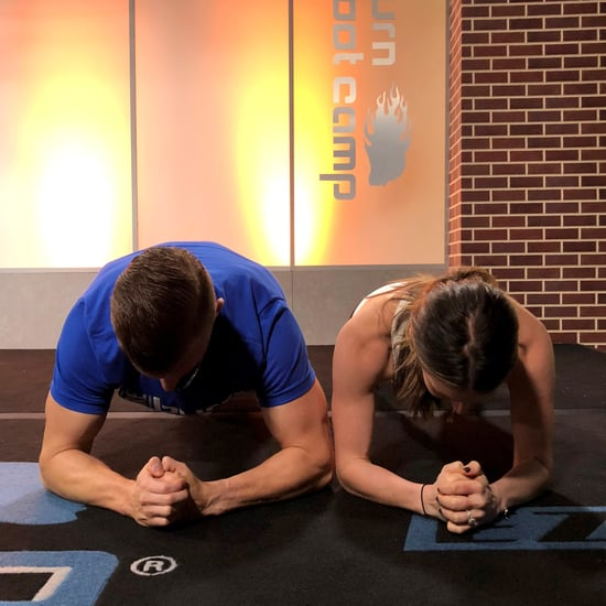 Partner HIIT Workout