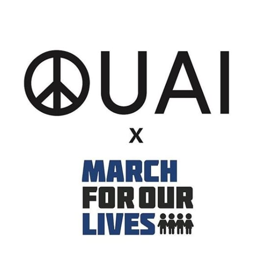 The Ouai March For Our Lives