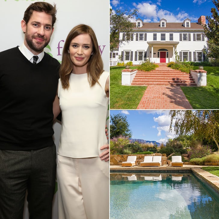 Emily Blunt and John Krasinski Sell Ojai Home | POPSUGAR Home