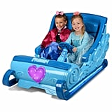 For 3-Year-Olds: Disney Frozen Ride-On Sleigh