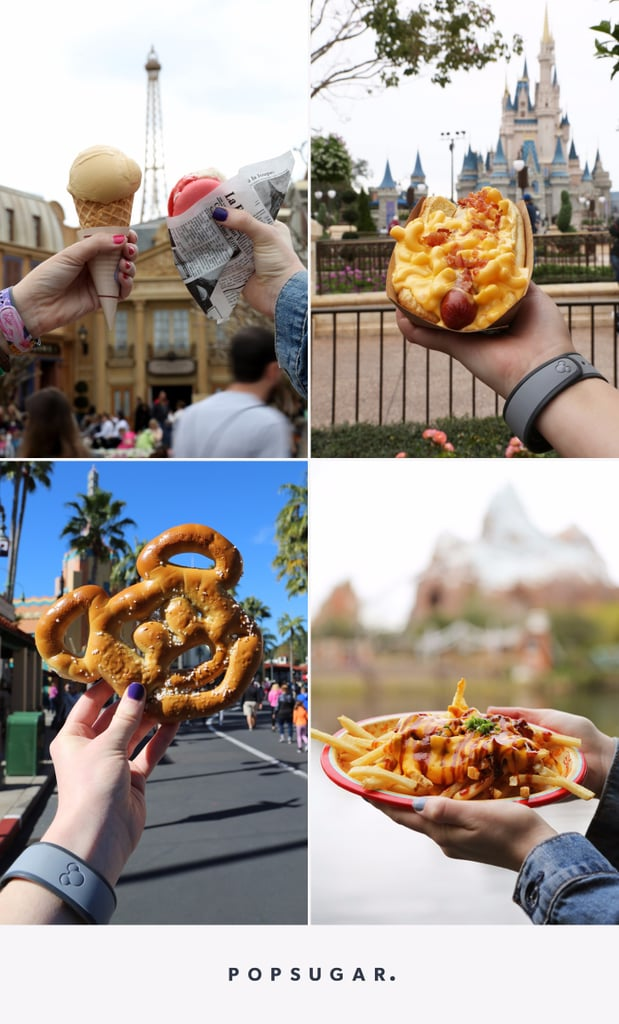 Every Disney Fan Should Complete This Incredible, Edible Bucket List