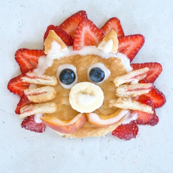 Toaster Strudel Breakfast Art
