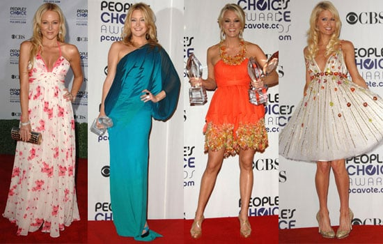08/01/2008 People's Choice Awards