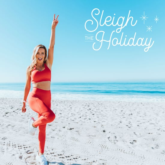 I Tried the Love Sweat Fitness Sleigh the Holiday Program