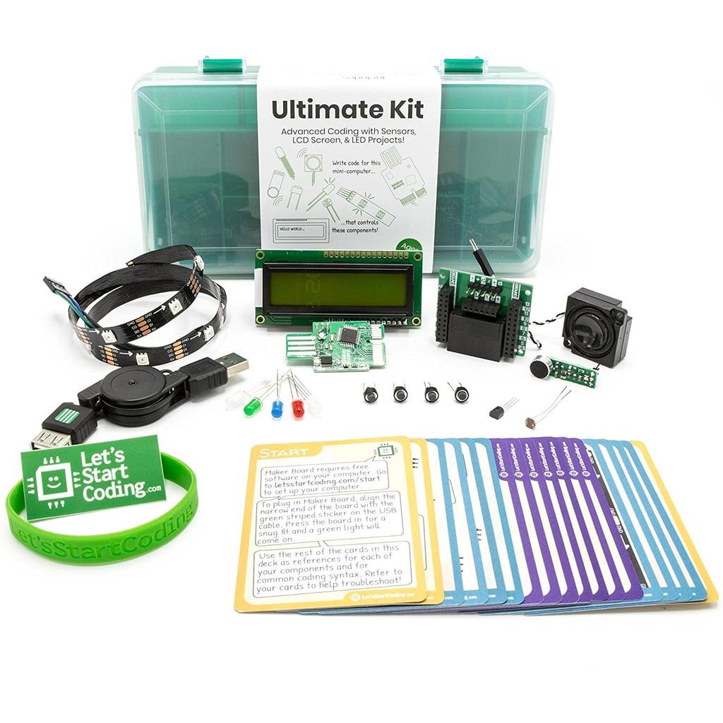Let's Start Coding Ultimate Coding Kit For Kids