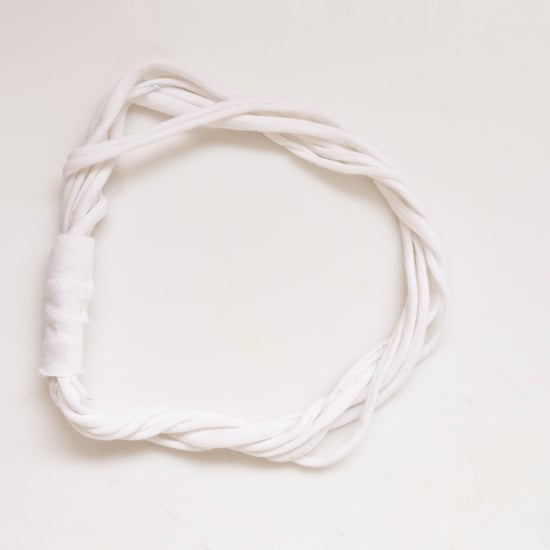 DIY Tee Shirt Infinity Headband