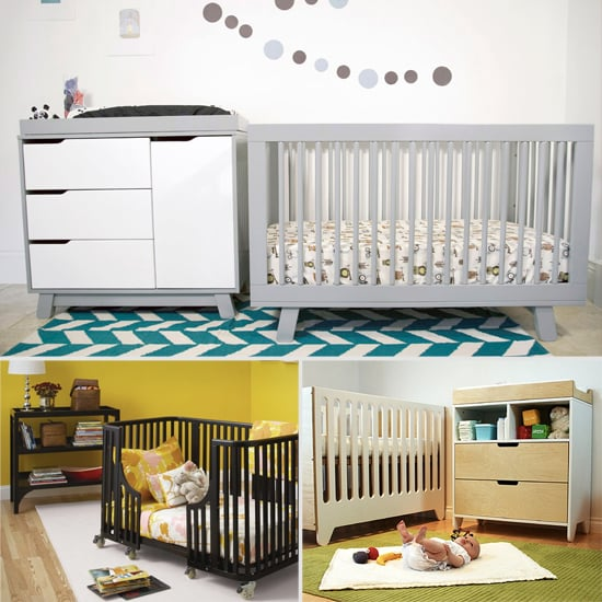 Nursery Furniture Sets For Cool Baby Rooms