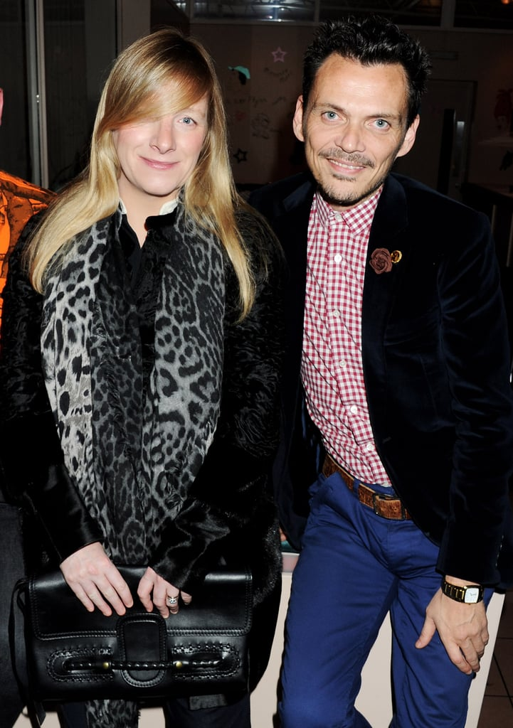 Sarah Burton and Matthew Williamson