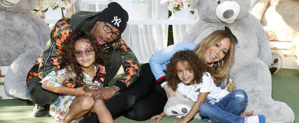 Mariah Carey Wishes Twins a Happy Birthday on Instagram