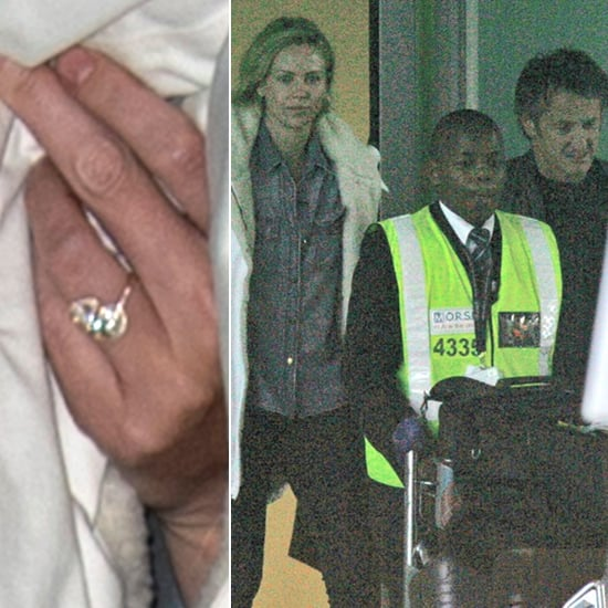 This Ring Isn't Helping Those Charlize and Sean Engagement Rumors