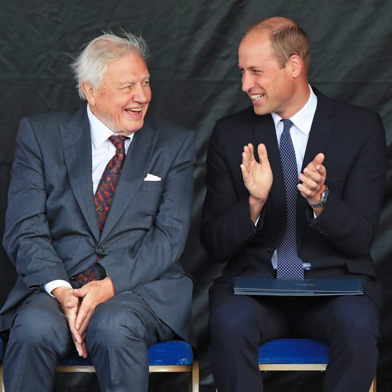 Prince William and David Attenborough Launch Earthshot Prize