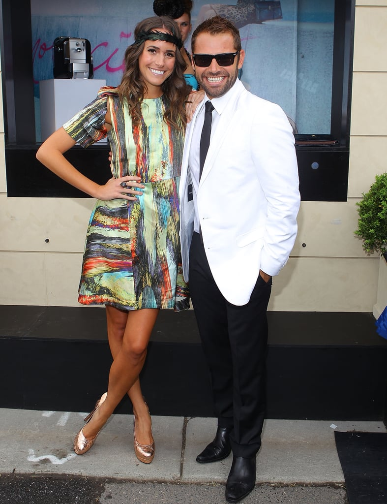 2010: Louise Roe and Daniel Macpherson
