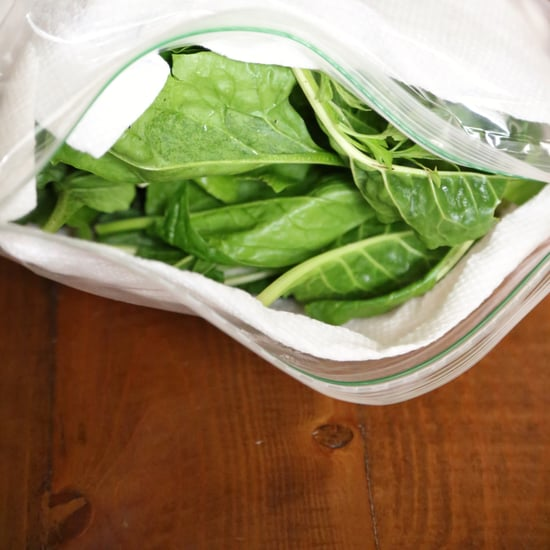 How to Store Greens