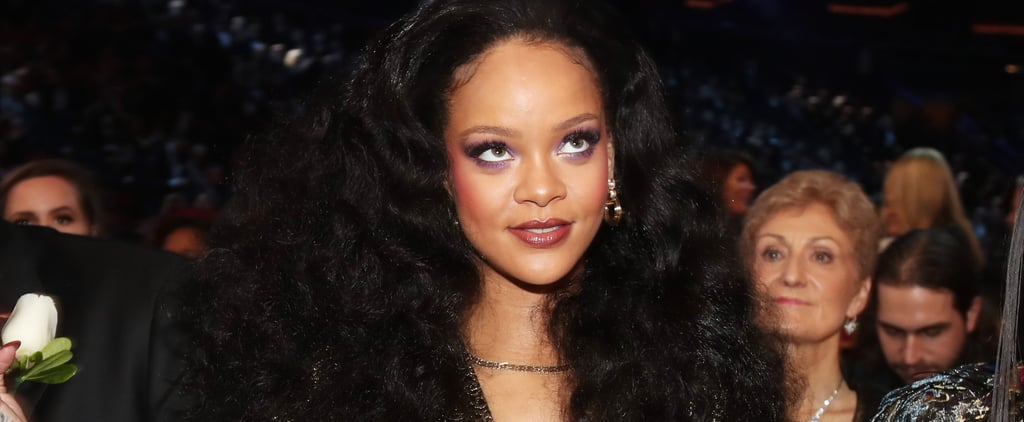 Rihanna's Hair at the Grammys 2018