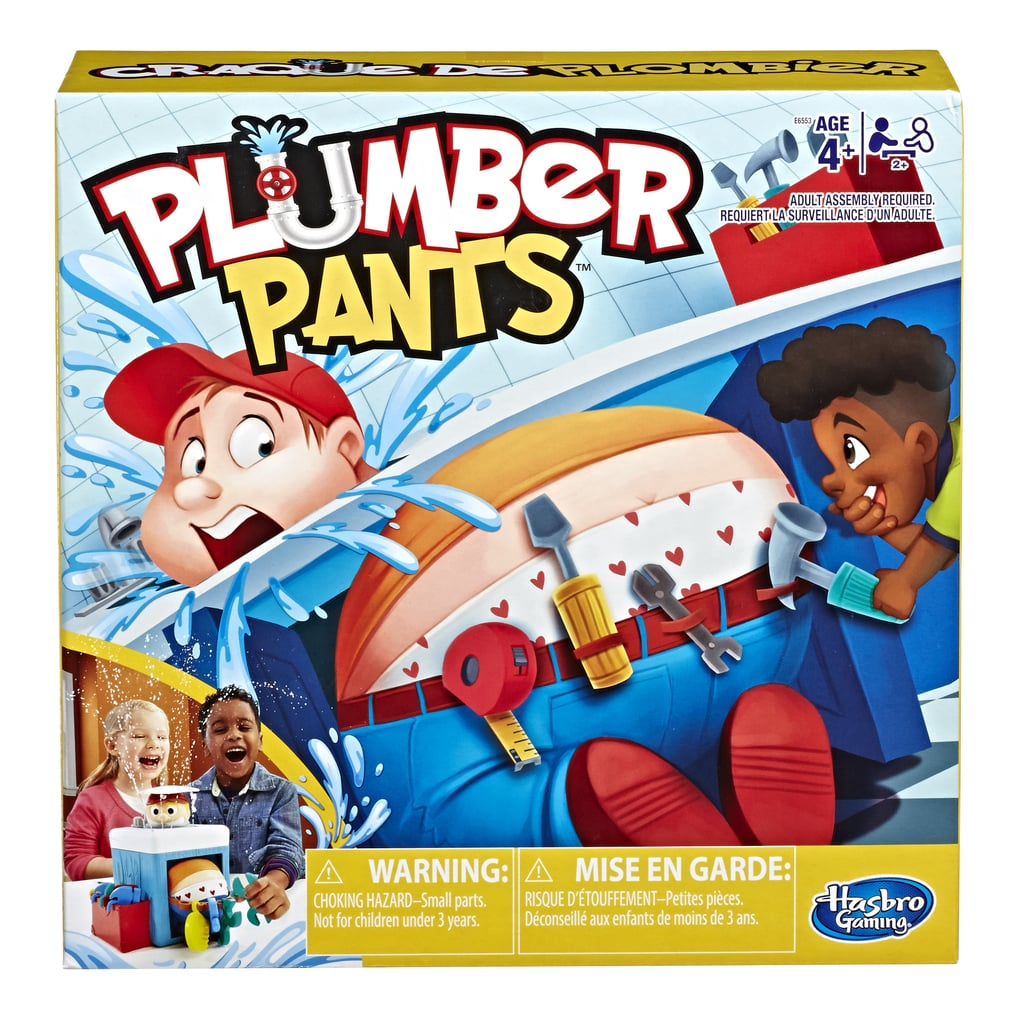 Plumber Pants Game