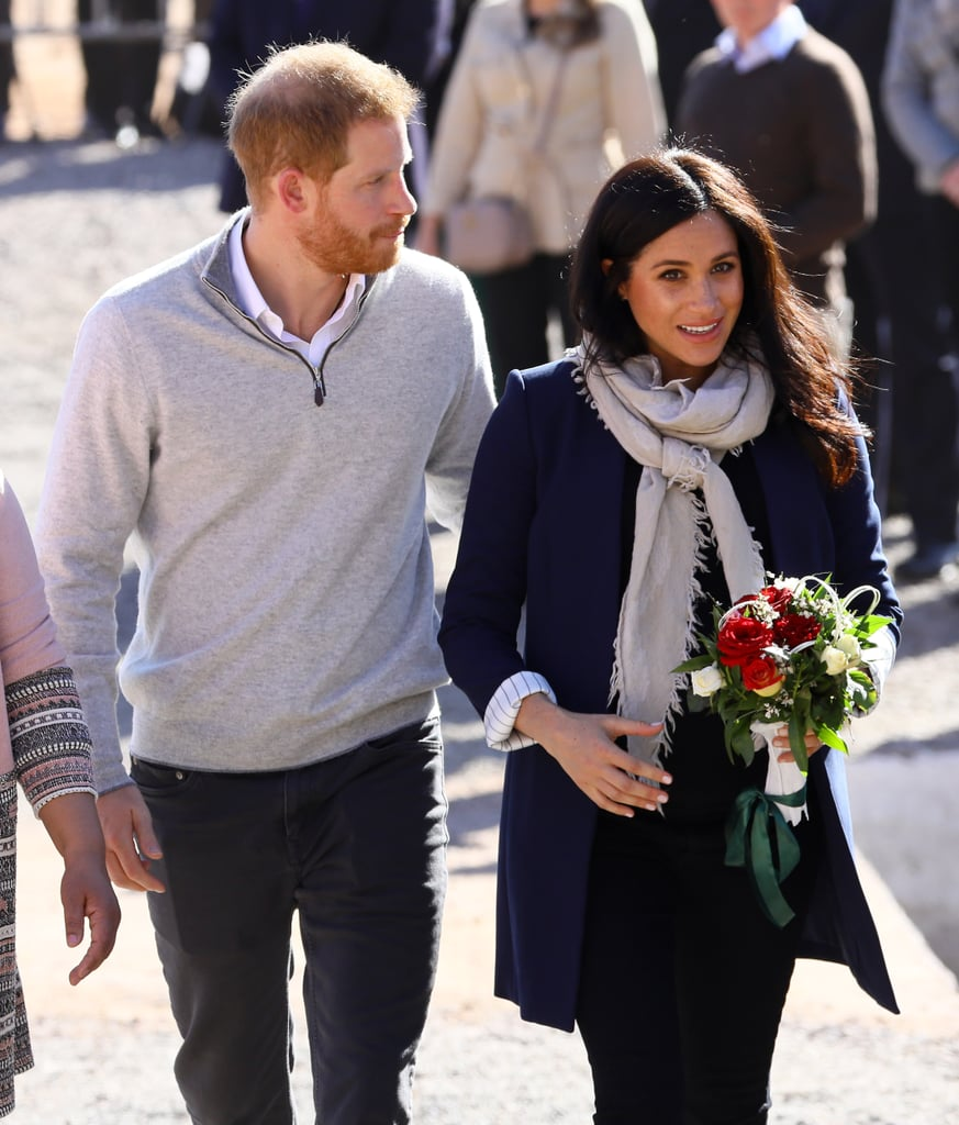 Prince Harry and Meghan Markle Morocco Pictures 2019