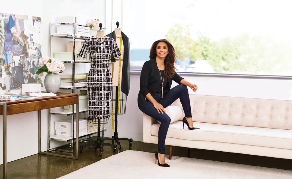 Eva Longoria Fashion Interview August 2016