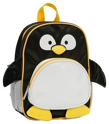 Panguin Backpack