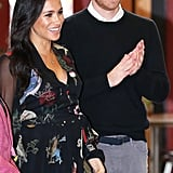 Meghan Markle and Prince Harry Visit Bristol February 2019