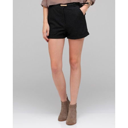 Team these with a pair of sky-high heels and a conservative blouse. Need Supply Co. Menswear Shorts (approx $26)