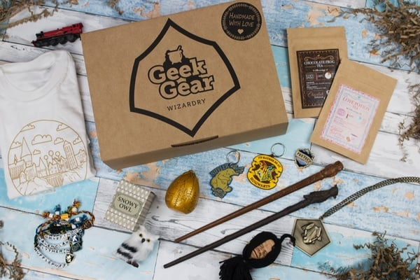 World of Wizardry Subscription Box