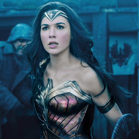 Entertainment: Golden Globes / Wonder Woman