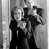 Oh, Scully and Her Suits!