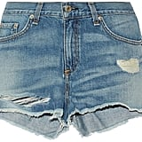 Rag & Bone Distressed Denim Shorts ($165)