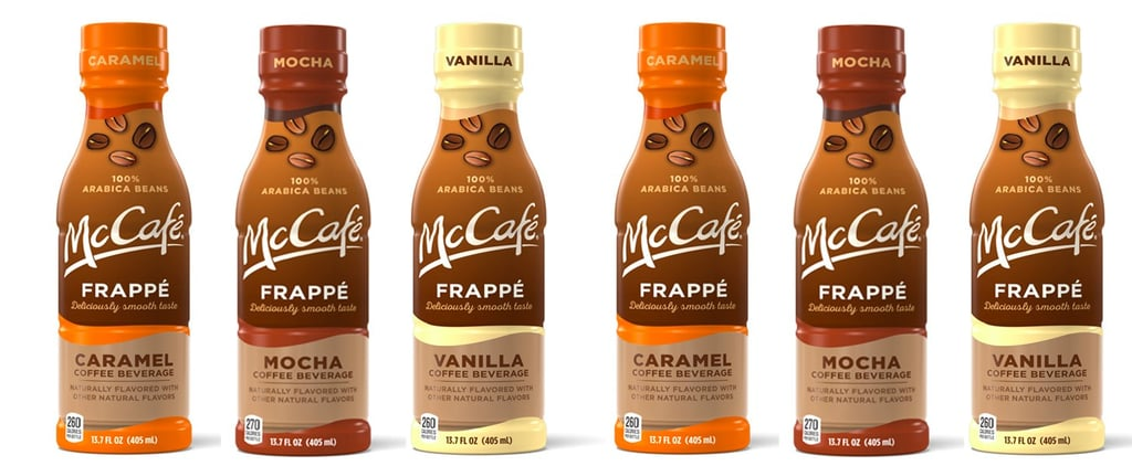 Bottled McDonald's Frappes Will Be Available Before You Know It