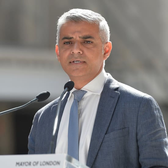 Sadiq Khan Says Misogyny Will Be Recorded as a Hate Crime