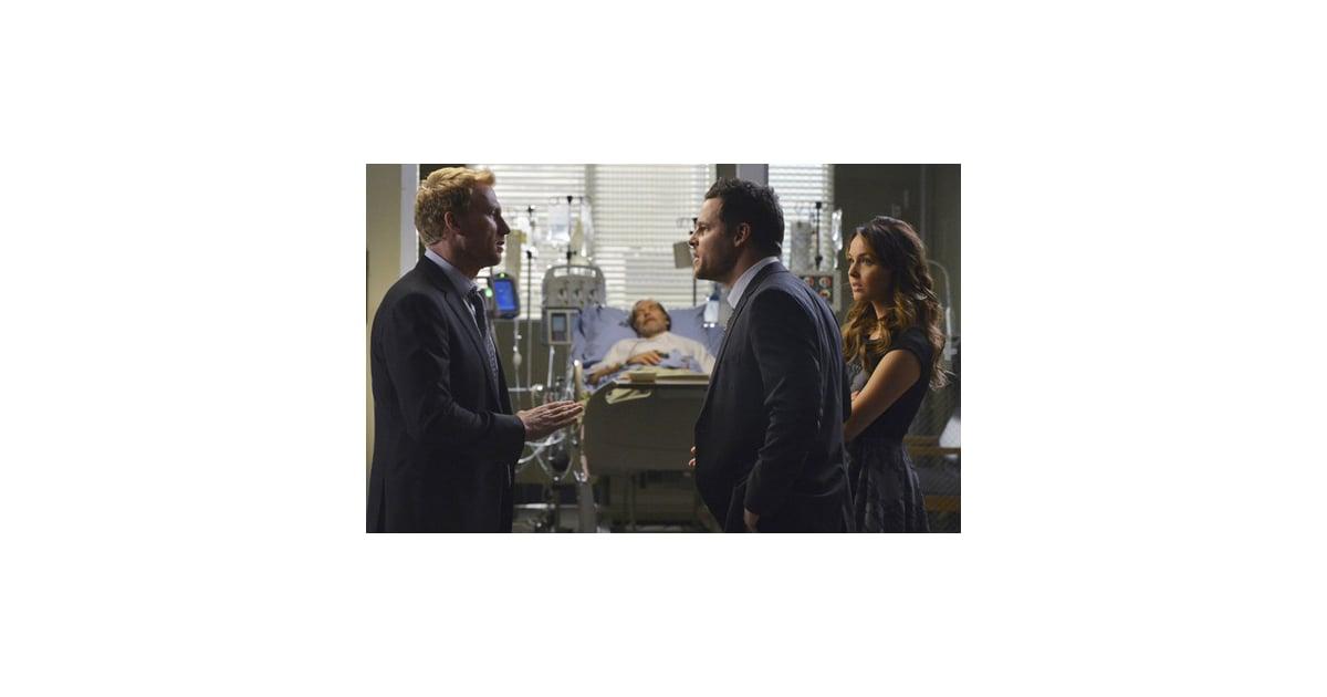 Grey\'s Anatomy Season 10 Interview With Camilla Luddington ...