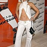 Early 2000s Fashion Trend: Crisscross Halter Tops