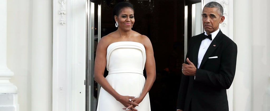 The 31 Most Magnificent Gowns Michelle Obama Wore While in the White House
