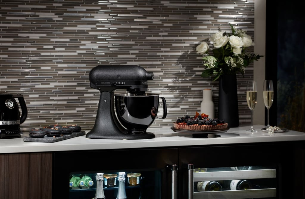 KitchenAid Has A New All Black Stand Mixer That Matches Your Soul