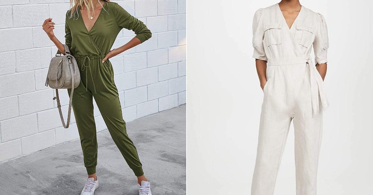 Best Jumpsuits on Amazon | POPSUGAR Fashion