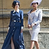 Abigail Spencer Wore the Exact Same Dress to the Royal Wedding