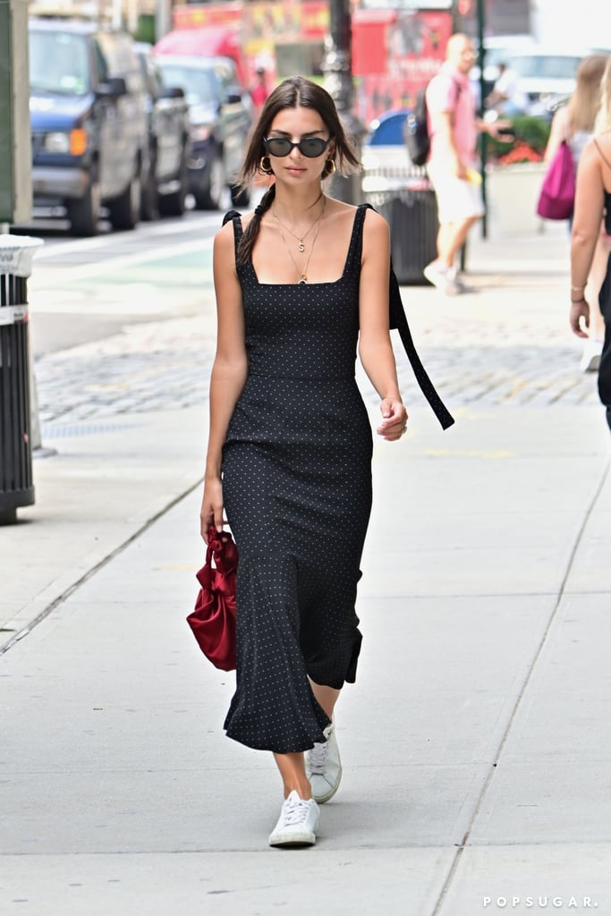 Emily Ratajkowski in NYC