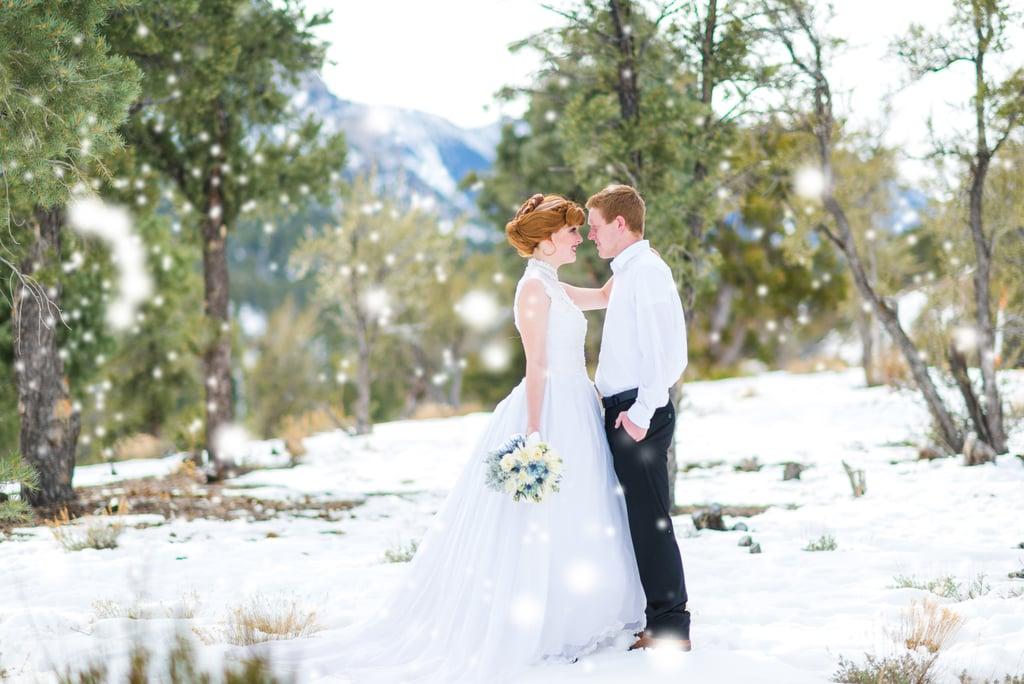 Anna Marries Kristoff in This Snowy Frozen Fantasy Wedding